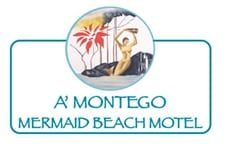 mermaid beach motel logo