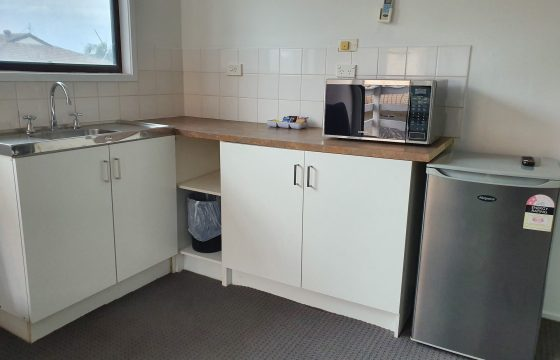 superior double room kitchenette