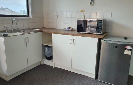 superior double room kitchenette