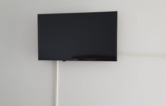 tv in rooms